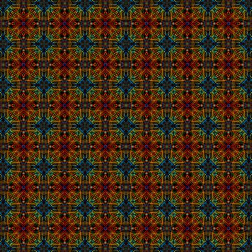 Kaleidoscopic Texture