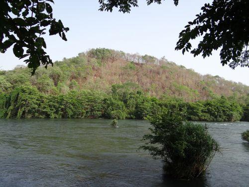 kali river dandeli karnataka