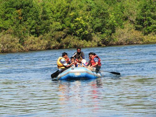 kali river dandeli india
