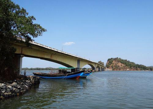 kali river boats karwar