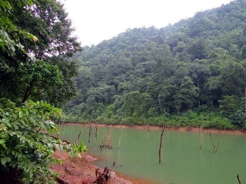 kali river western ghats forests