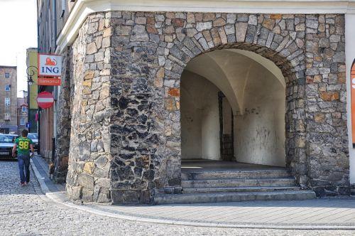 kamienica gateway ladder