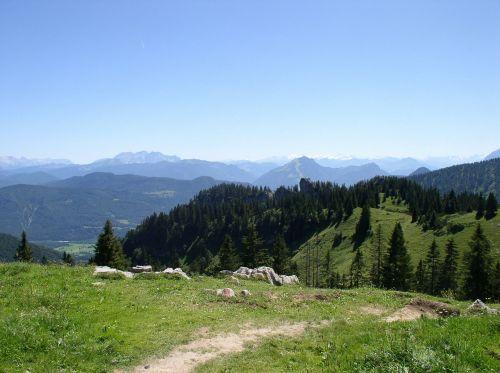kampenwand alpine bavaria