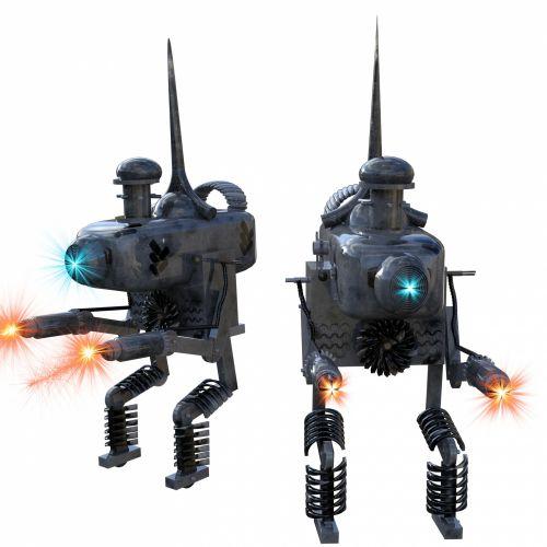 Fight Robot