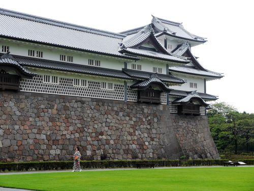 kanazawa castle ishikawa prefecture
