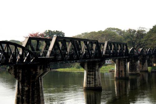 kanchanaburi the bridge over the river kwai kwai noi