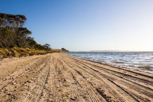 kangaroo island sand be