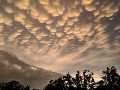 kansas clouds sky