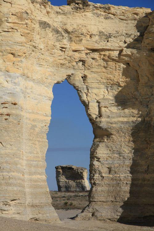 kansas monument rocks formations