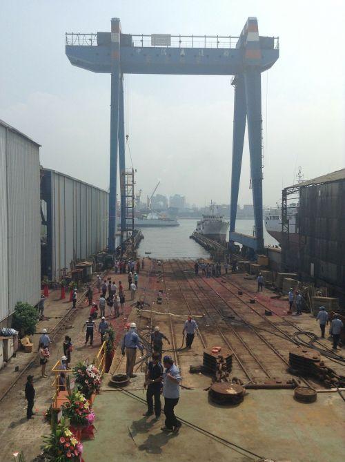 kaohsiung taiwan ship