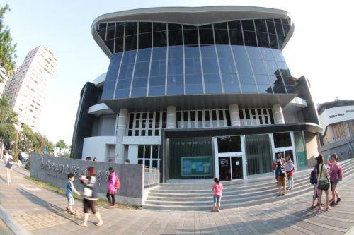 kaohsiung city taiwan library