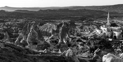 kapadokya  cappadocia  hulki okan tabak