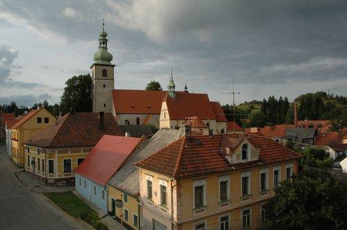 kaplice  churches  towers