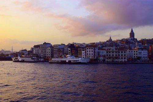 karaköy  istanbul  turkey