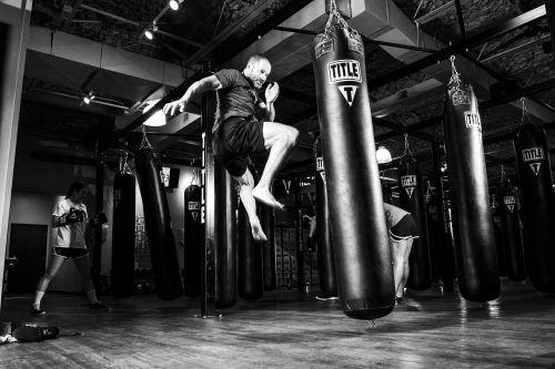 karate martial arts training