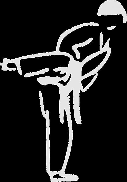 karate boy man