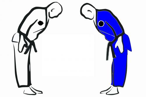 karate strength male