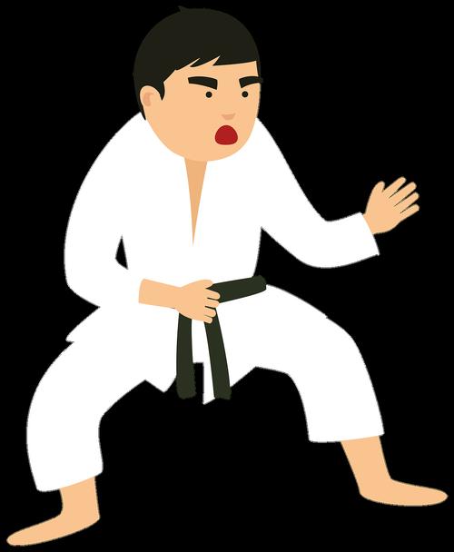 karate  fight  defense