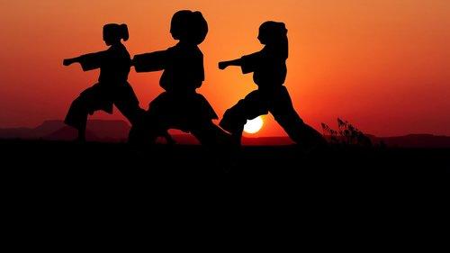 karate  kata  team