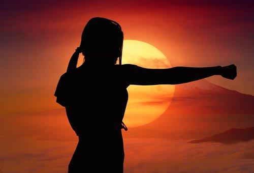 karate  sun  mountain