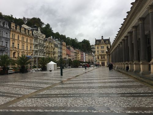 karlovy vary czech republic nature