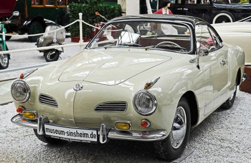 karmann-ghia coupe vw