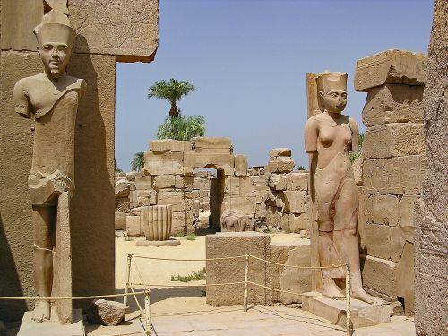 karnak egypt temple