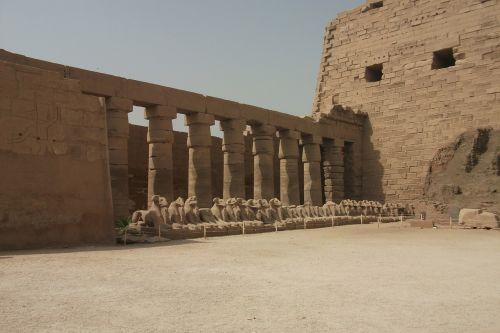 karnak luxor temple