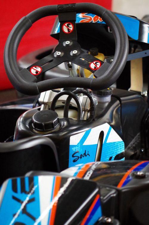 kart race ride