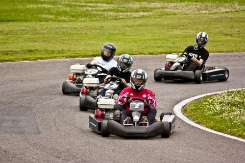 kart go kart race track