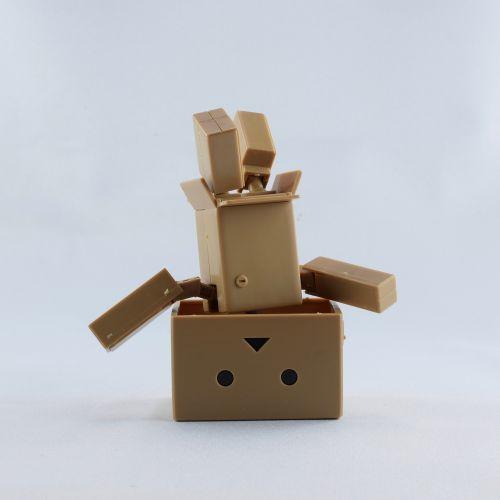 kartobot mini yotsuba deco