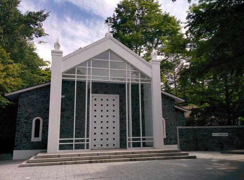 karuizawa nagano chapel