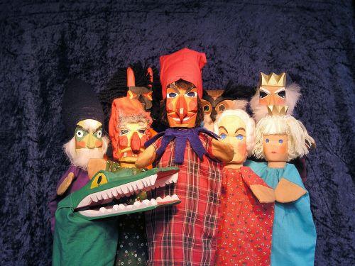 kasper dolls kasper theater
