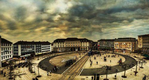 kassel königsplatz downtown