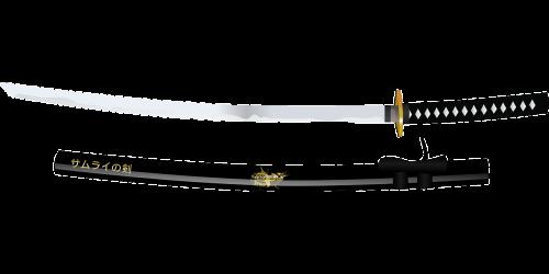 katana samurai japan