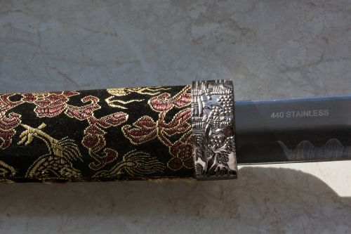 katana real sword called