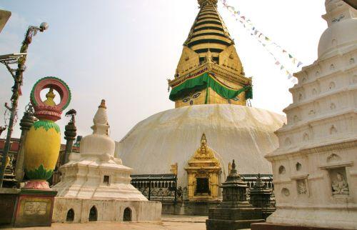 kathmandu stupa buddhism