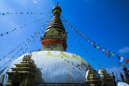kathmandu  nepal  buddhism religion