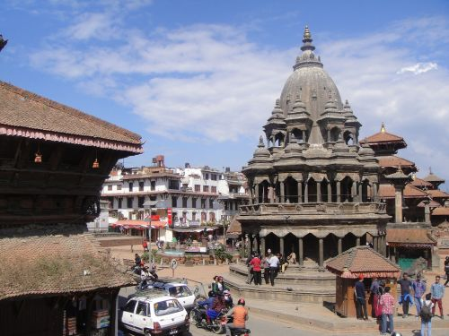 kathmandu nepal destroyed in earthquake