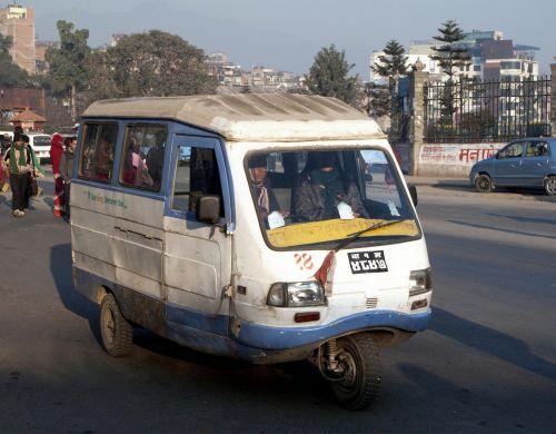 Kathmandu Minibus