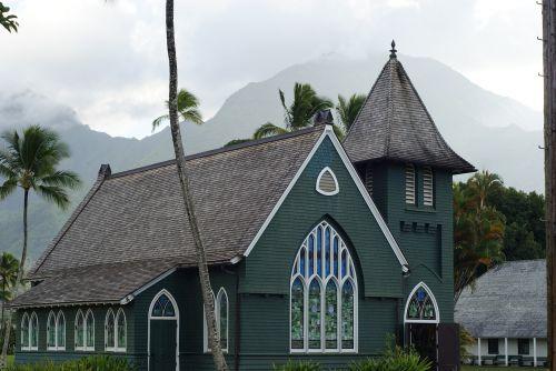 kauai church mountain