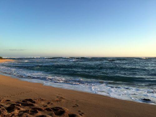 kauai beach water