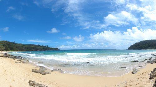 kauai beach sand