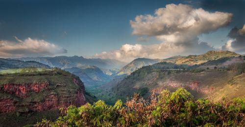 kauai canyon hawaii