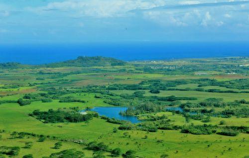 kauai hawaii landscape
