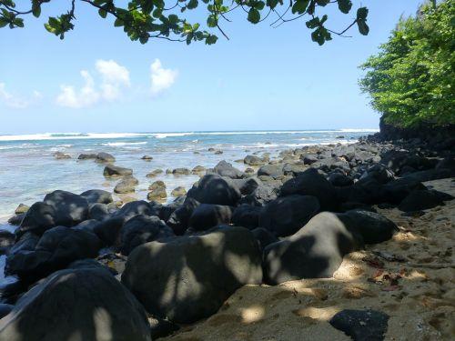 kauai hawaii beach
