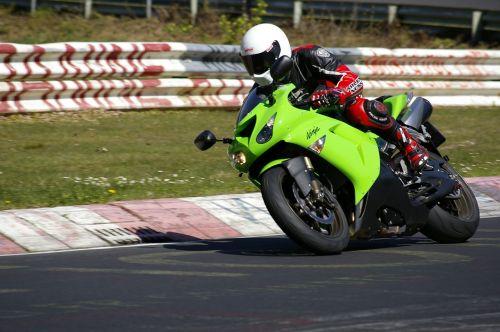 kawasaki motorcycle nordschleife
