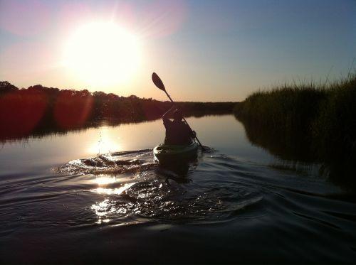 kayak river kayaking