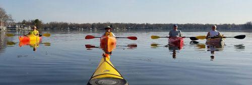kayak water kayaking