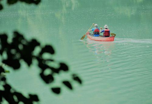 kayak canoe water